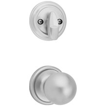 Kwikset 966CA Circa Single Cylinder Interior Trim (For Handleset)