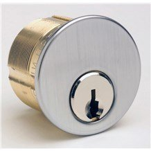 Ilco 7185-RB1 Russwin Mortise Cylinder (1-1/8
