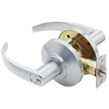 Best Lock 7KC-Series: 7KC30N14DS3-626 Passage Cylindrical Lock