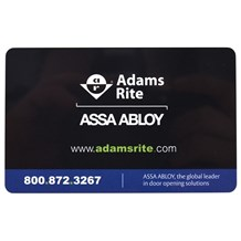 Adams Rite RT-5C-1050 Extra Credential Card (5 Pack)