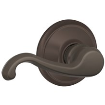 F10-CLT-613 Schlage Callington Passage Lever in Oil Rubbed Bronze (Discontinued)