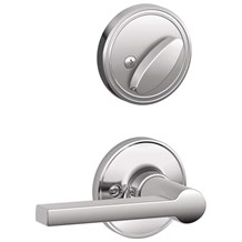 Schlage JH59-SOL Solstice Single Cylinder Interior Trim (For Handleset)