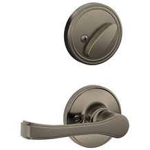 Schlage JH59-TOR Torino Single Cylinder Interior Trim (For Handleset)