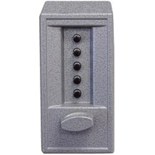 6204-86-41 Simplex Mechanical Pushbutton Lock with Thumbturn
