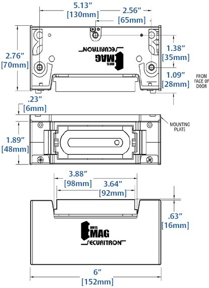 MM15_Specs securitron mm15 mm15dt mm15g mm15gdt specialty locks securitron mm15 wiring diagram at bakdesigns.co